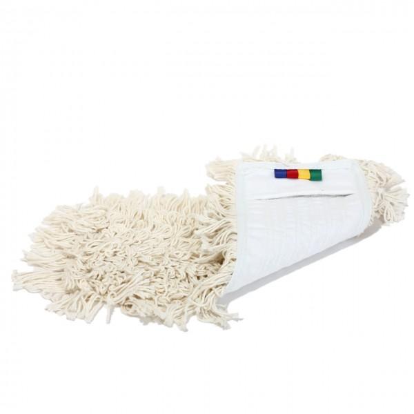 Klappmopp-Bezug, Flach-Mopp-Bezug Baumwolle